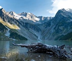 Верхнее Мультинское озеро.