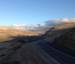 Дорога в Агдаир. Фото: автор тура Наталья Кислушко