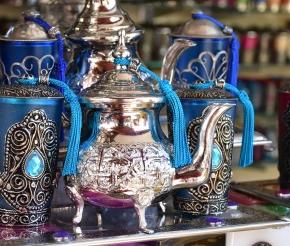 Чайники в Марокко. Фото: наш турист Наталья Царева