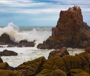 Лезгира, скалы. Фото: наш турист Григорий Чернов