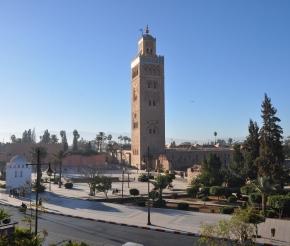 Мечеть Кутубия. Фото: автор путешествия Наталья Кислушко