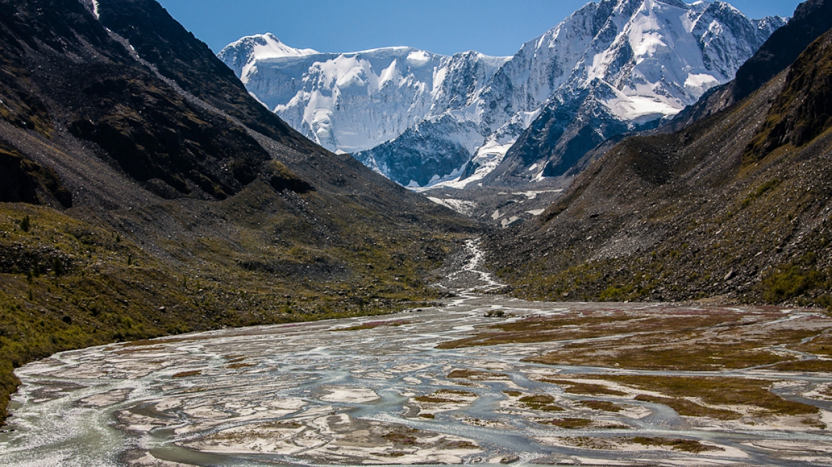 разливы реки Ак-Кем