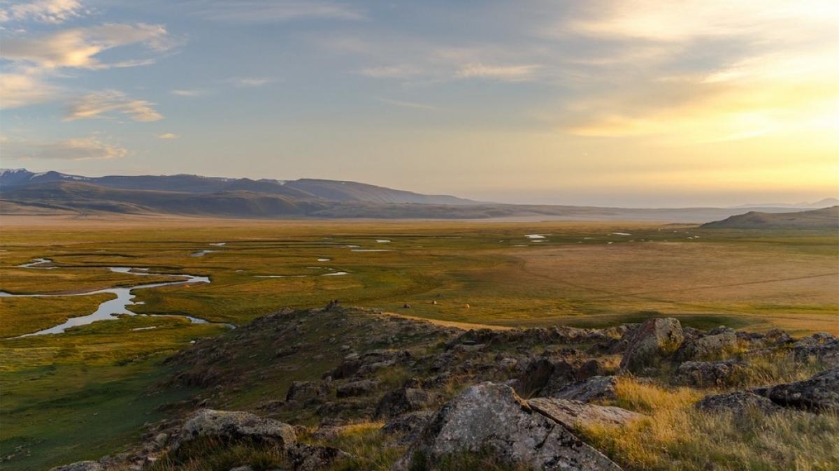 панорамы Укока