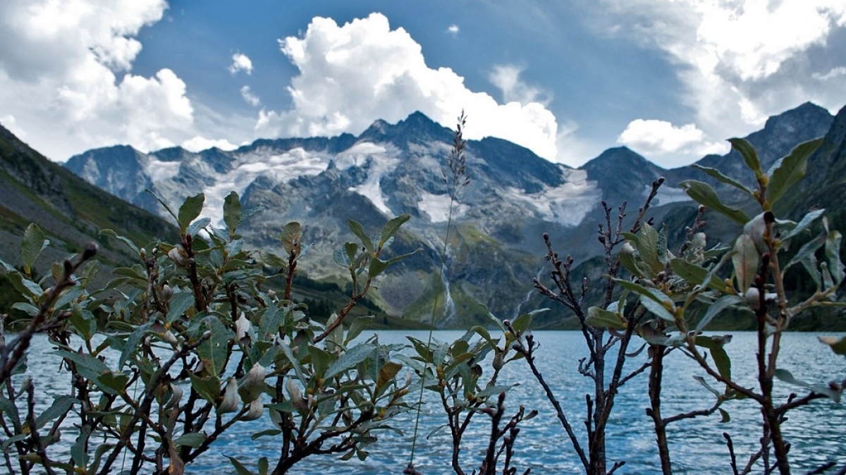 Озеро Поперечное.