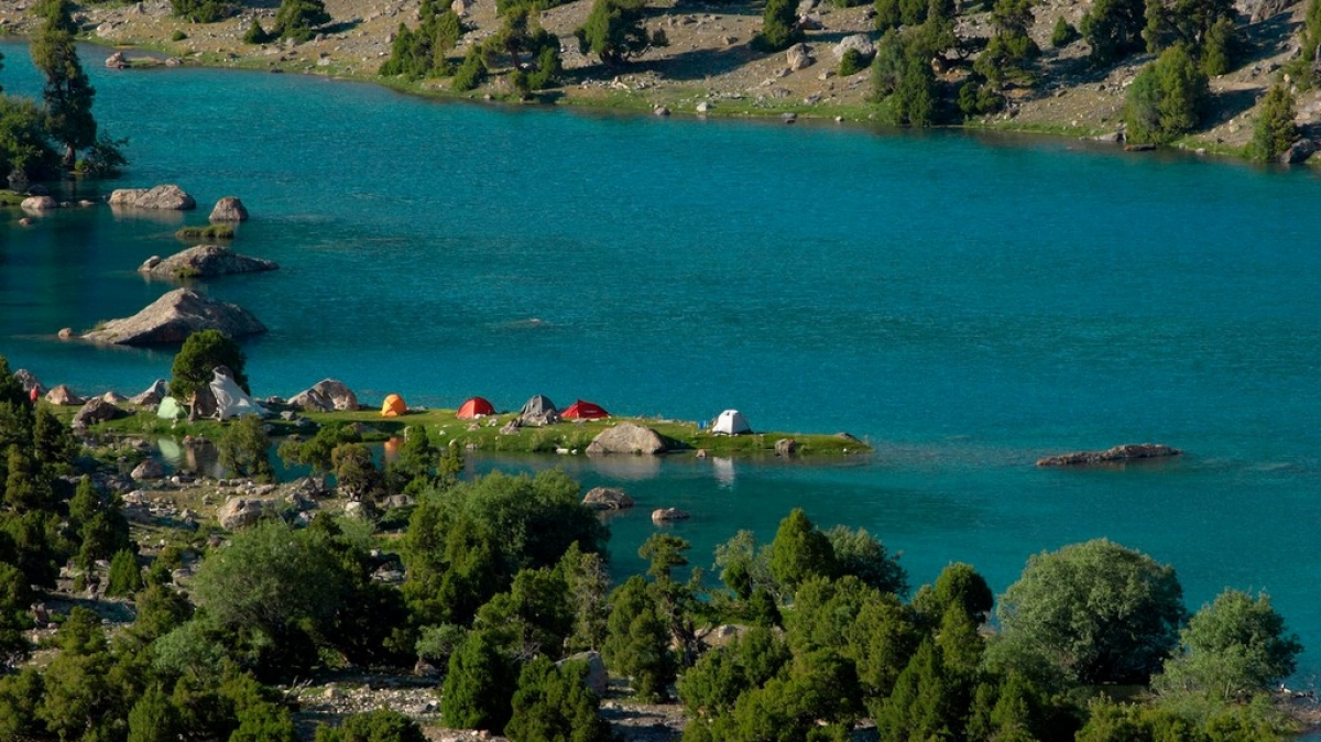 Озеро Бибиджонат