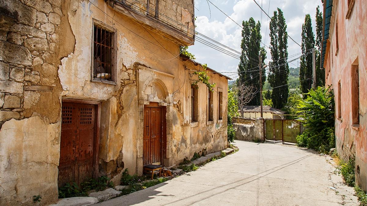 Старые улочки Бахчисарая, фото: Роман Шморин