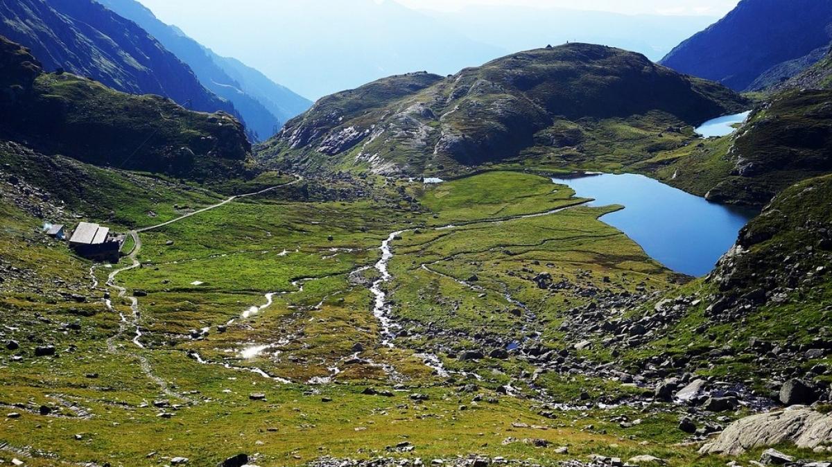 Итальянские горы. Автор: RitaE. Источник: pixabay.com