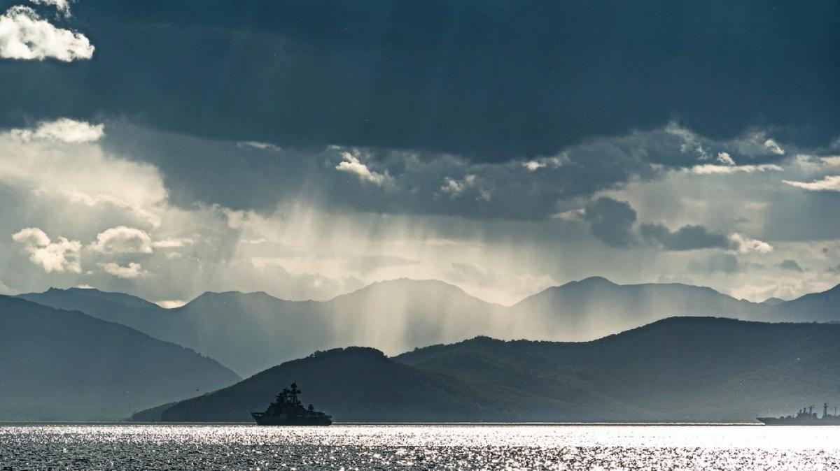 Авачинская бухта, фото: Дементьевский