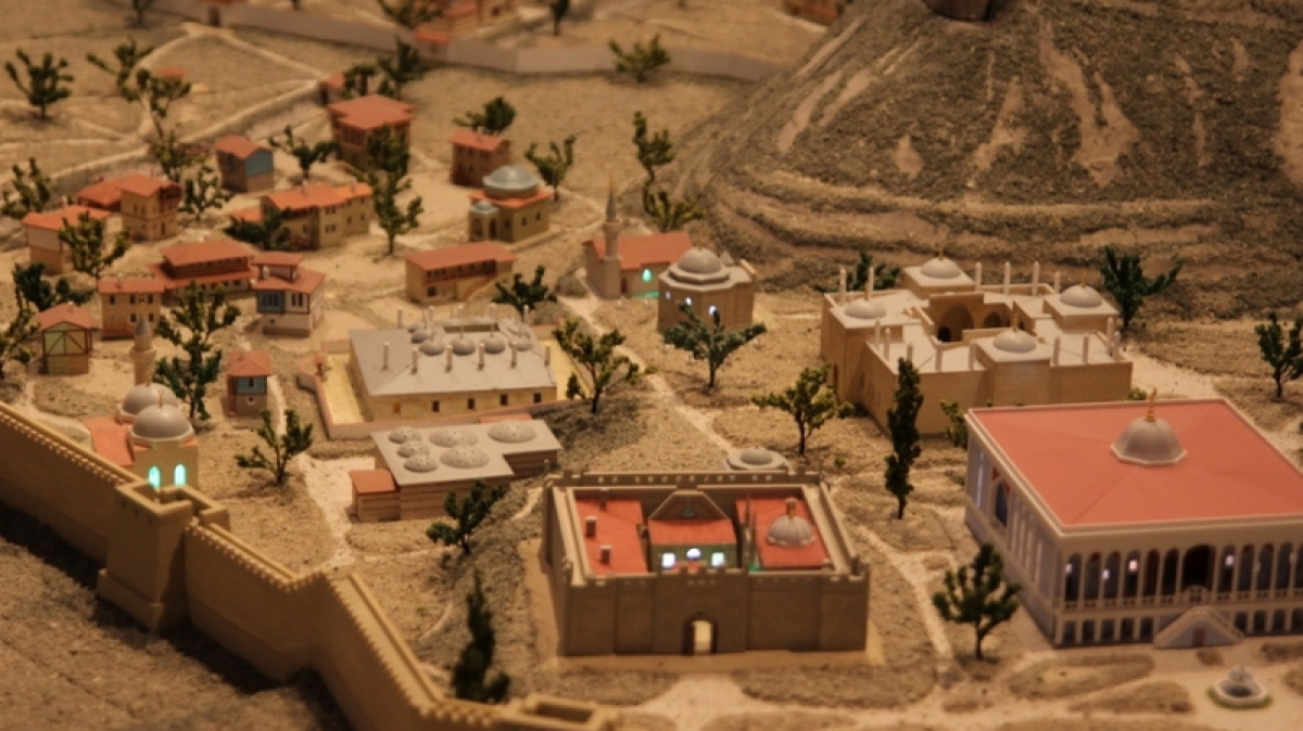 Музей-макет Бахчисарая. Фото из архива Клуба