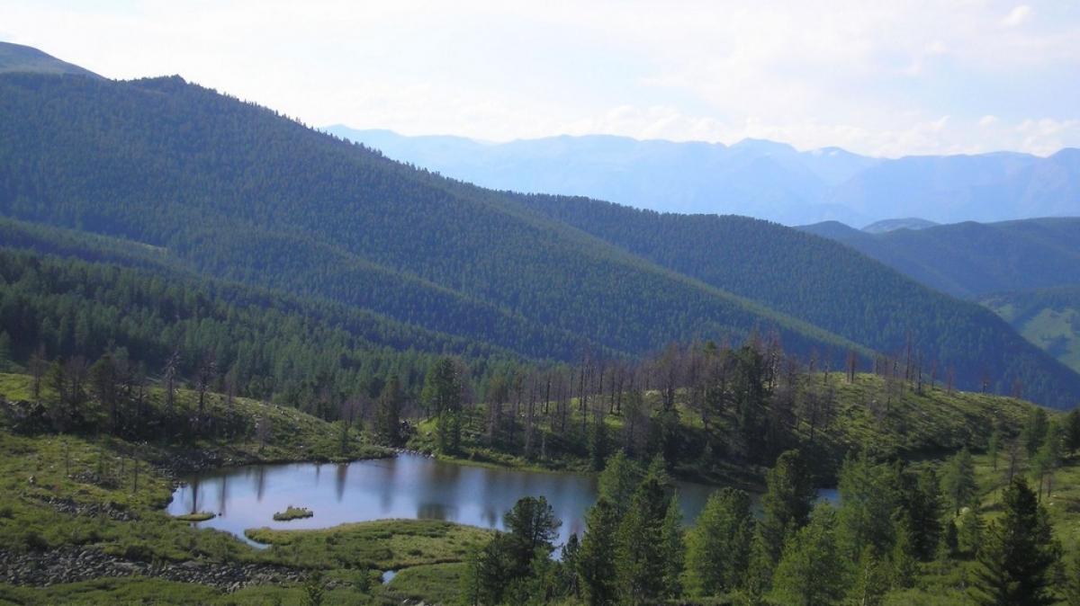 озеро Кульдюайры