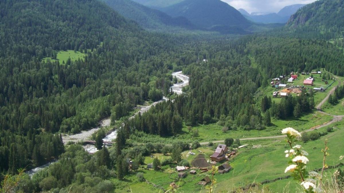 Село Маральник