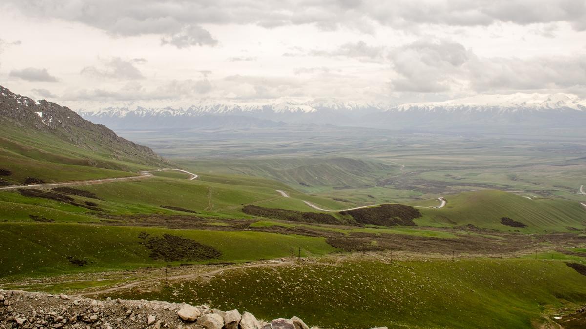 Долина Сусамыр. Фото: Анатолий Жидков