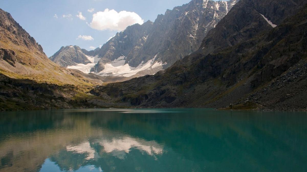 Озеро Куйгук, фото нашего Странника: Виктора Вакуева