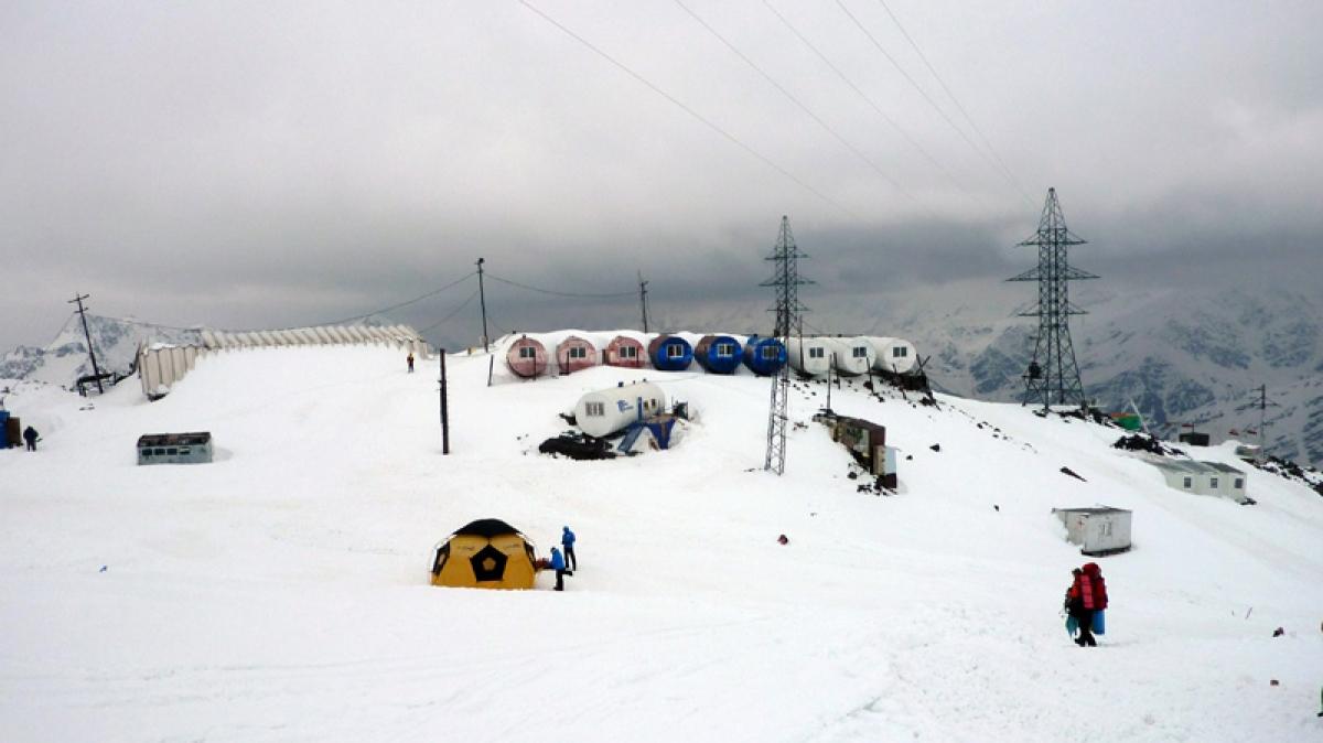 Приют Бочки, фото Тима Скоренко