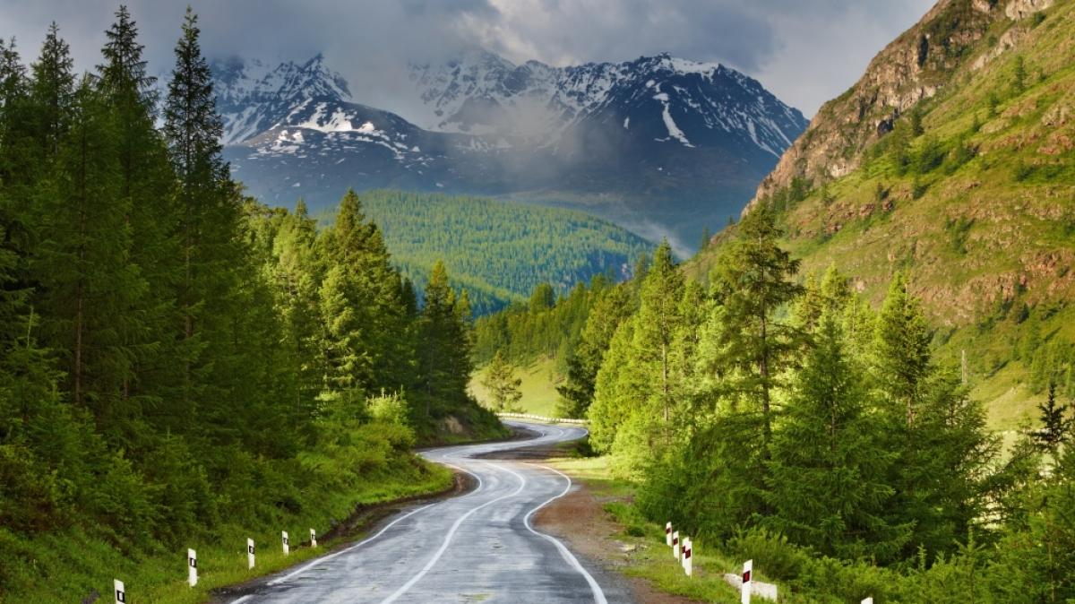 Пейзажи Горного Алтая, depositphotos