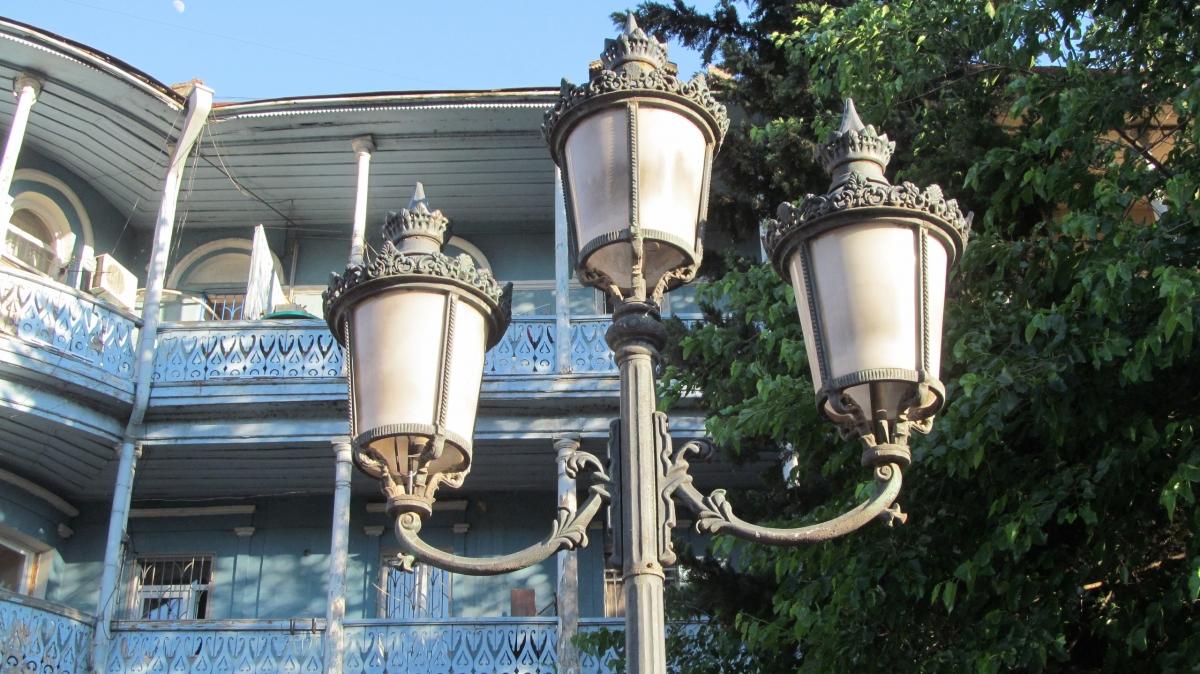 Балкончики Тбилиси. Фото: Ирина Пряничникова