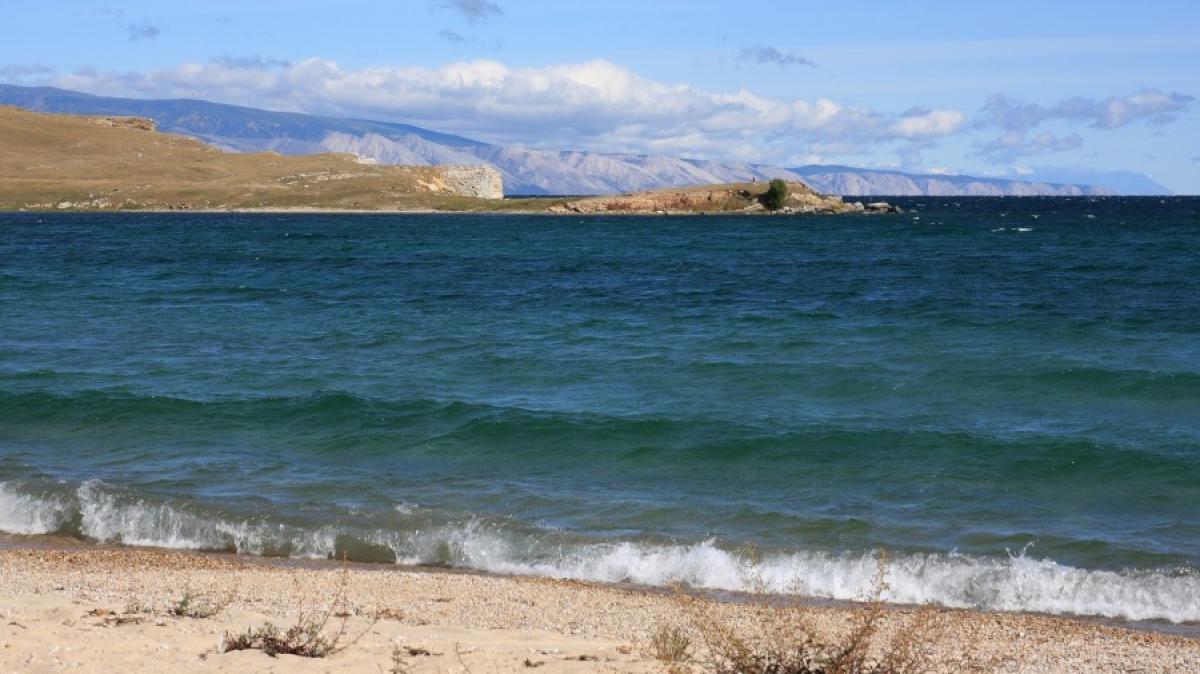 озеро Ялга