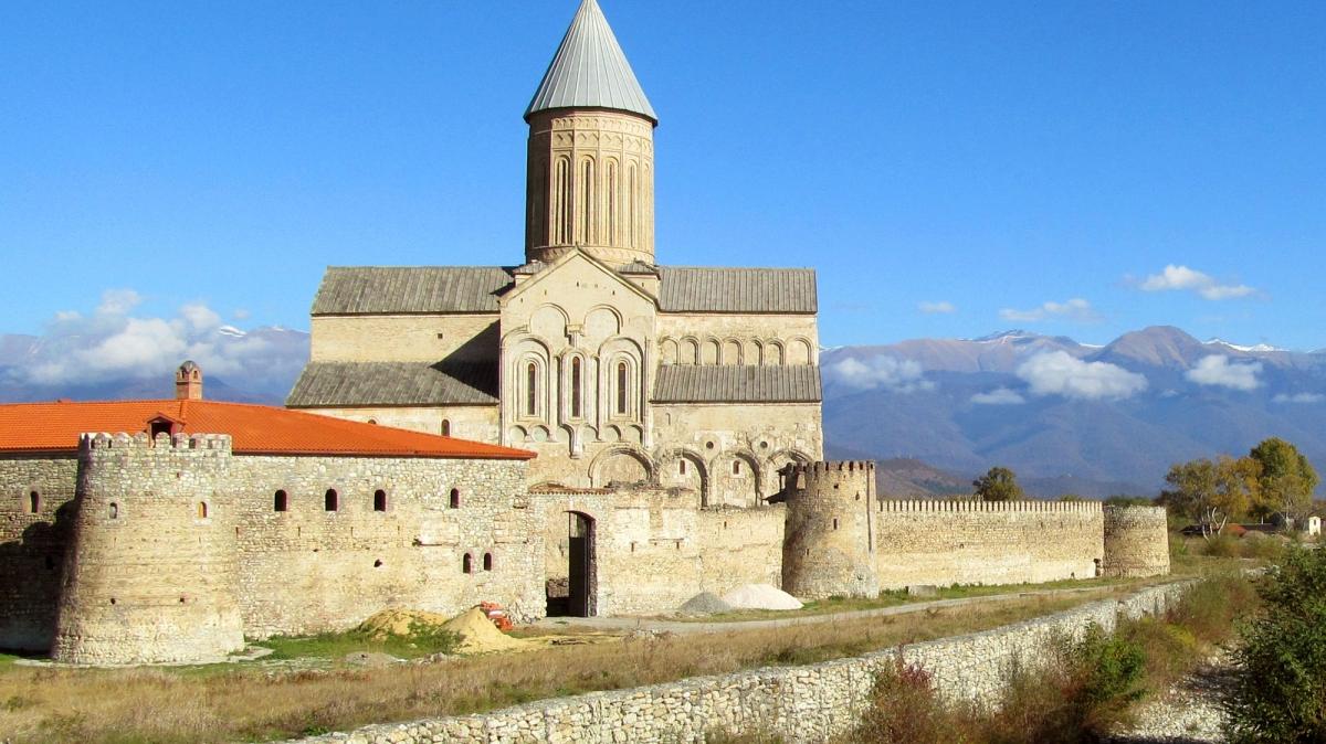 Монастырь Алаверди. Фото: Ирина Пряничникова