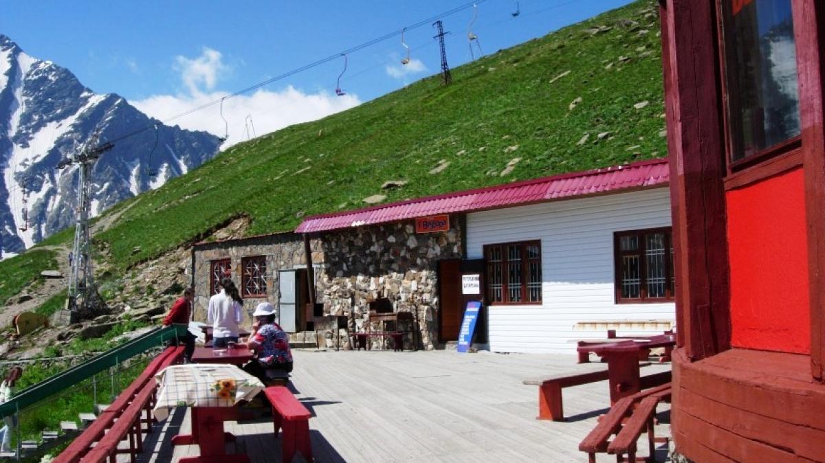 Панорамное кафе Ай
