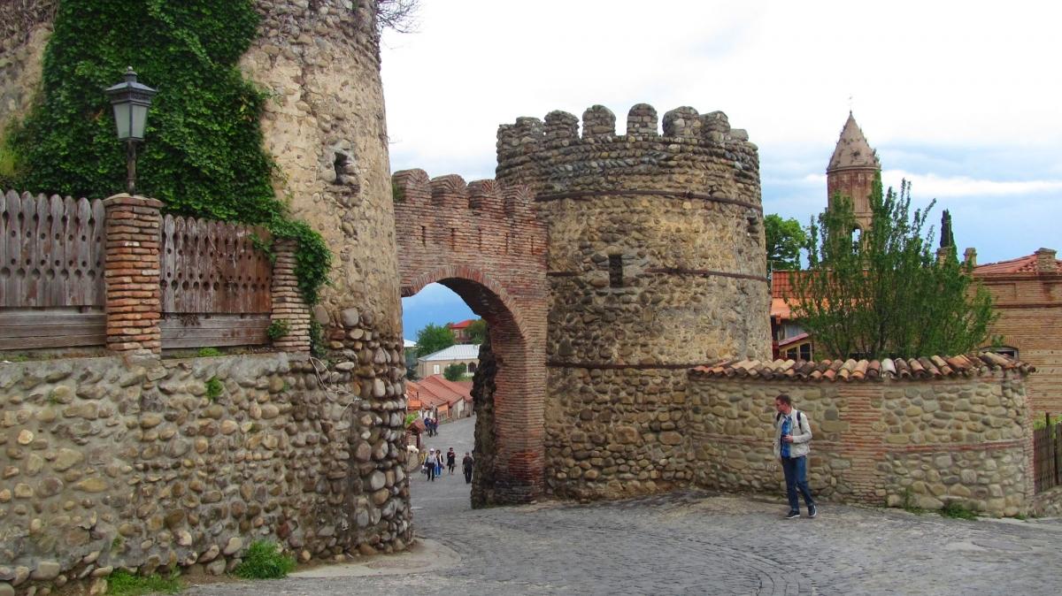 Крепость Сигнахи. Фото: Ирина Пряничникова