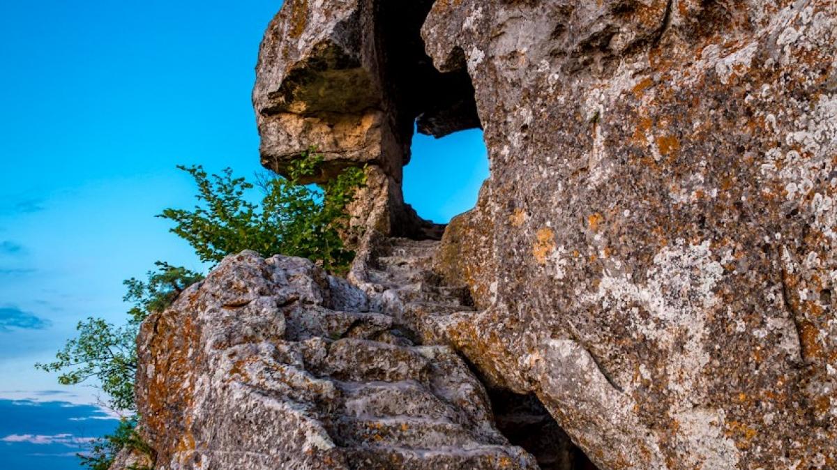 Многоуровневые пещеры
