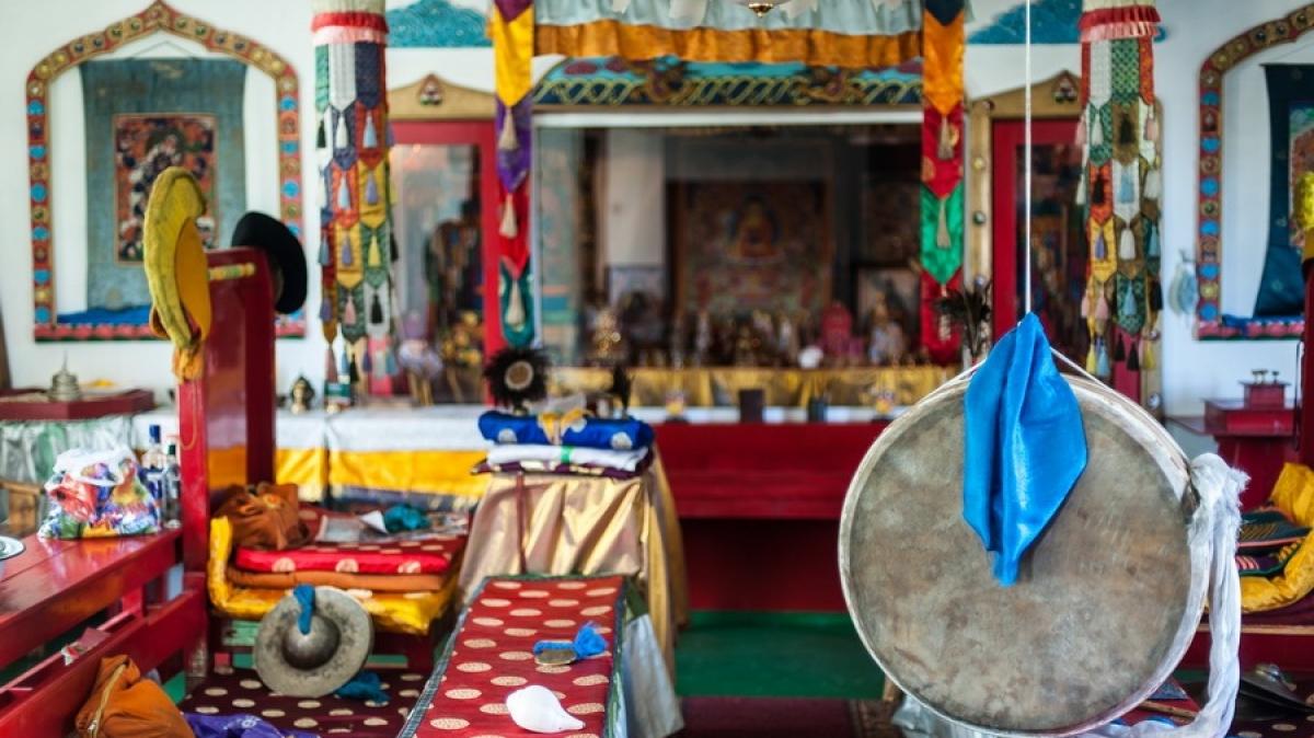 Дуган богини Янжимы, фото: EugeneVG