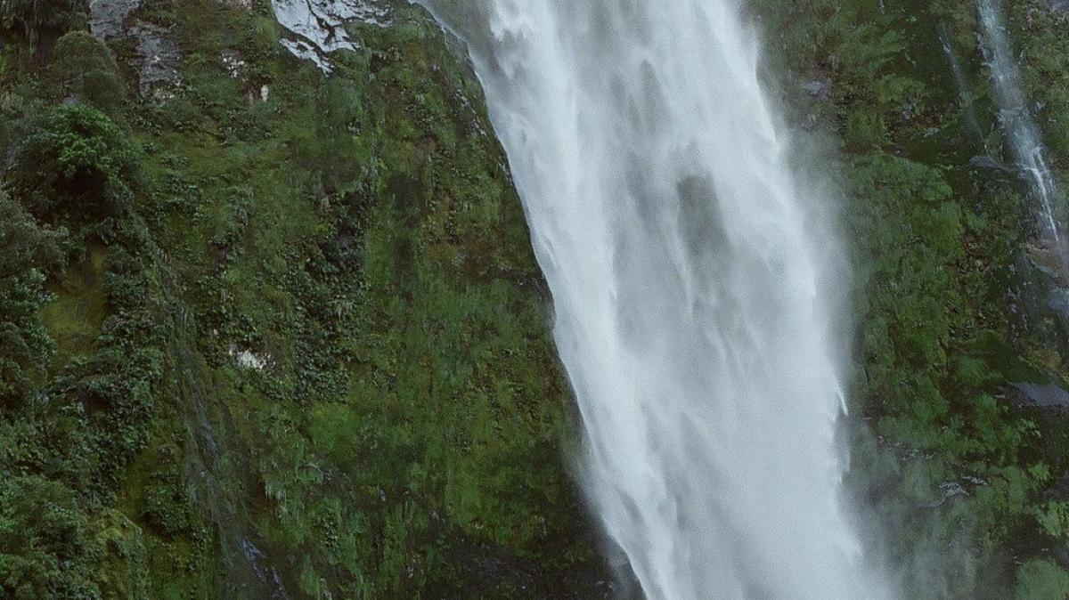 Водопады Милфорд Саунд