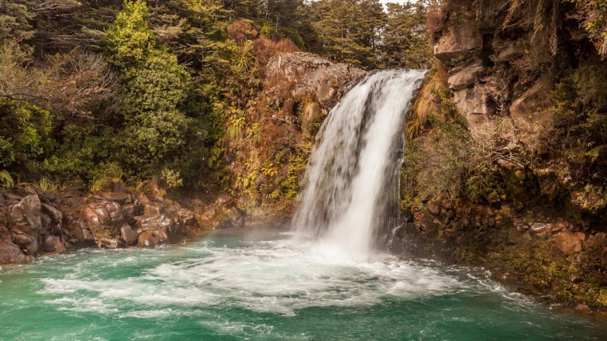 Водопад Тонгариро