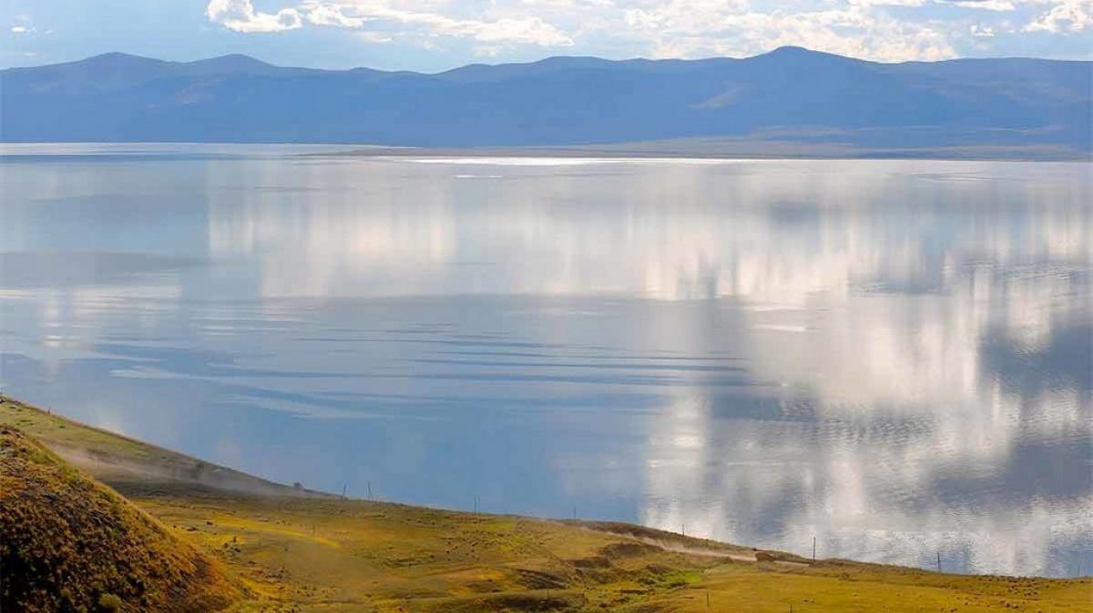 Озеро Гусиное, фото: Татьяна Дубровина, источник: http://fotokto.ru