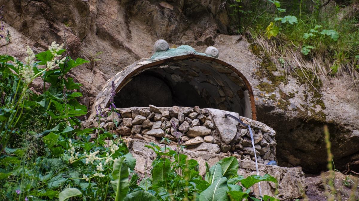 Горячий источник Царевна-лягушка. Фото: Жидков Анатолий