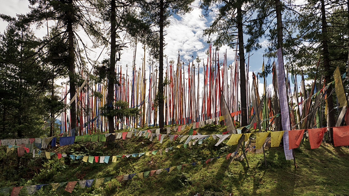 Бутан, фото: Александр Шафир