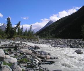 река Аккем