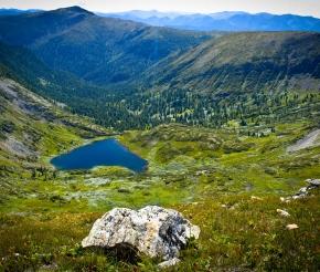 озеро Сердце, фото: Ярослав Исаев