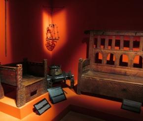 Экспозиция Музея Сванетии