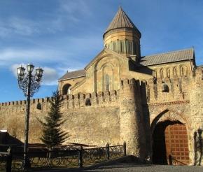 Храм Светисховели в Мцхете