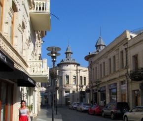 Кутаиси. Королевский квартал