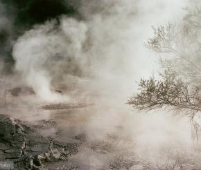 Грязевые термальные источники
