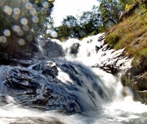 Водопад, фото:  Ingwar (ник)