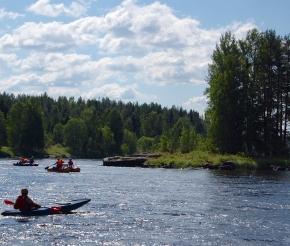Водла, фото: Владимир Тупоршин, источник: www.vofka.ru