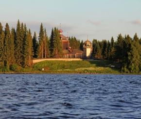 Ильинский погост, фото: Елена Куракина