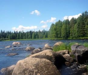 Река Вама, источник: www.komanda-k.ru