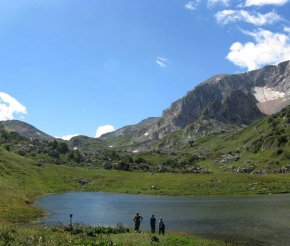 Озеро Псенадах