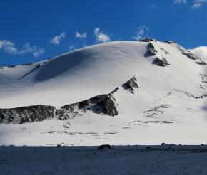 ледник Турой
