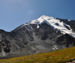 гора Ак-Оюк Фото: Алена Питеркина