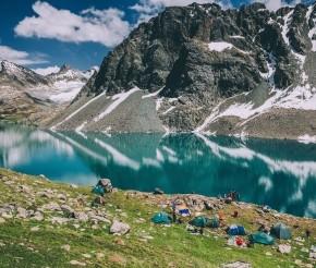 Озеро Алакуль. Фото Самарин Михаил