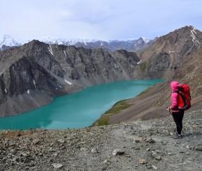 На перевале Ала-Куль. Фото Жидков Анатолий