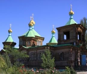 Храм Святой Троицы, фото Жидков А.