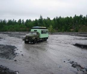 Форсируем реки