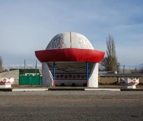 По дороге в Каракол,  автор: Жидков Анатолий