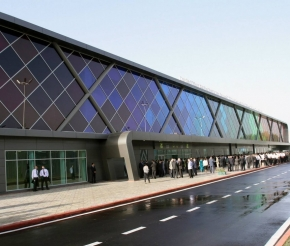Аэропорт Душанбе. Источник:  личный архив участников клуба
